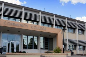 Choosing a Community College