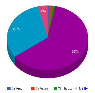 Missouri College Ethnicity Breakdown