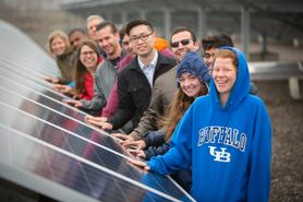 Renewable Energy Creates Opportunities for Community College Students
