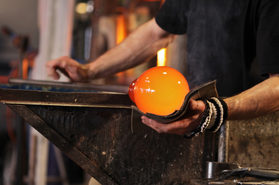 Spark a Glass Blowing Career through Community College