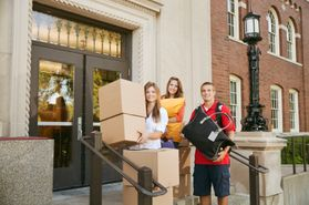 Campus Living Options for Community College Students