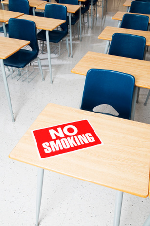 Leading the Way in Living Smoke Free: Banning Tobacco on Community College Campuses