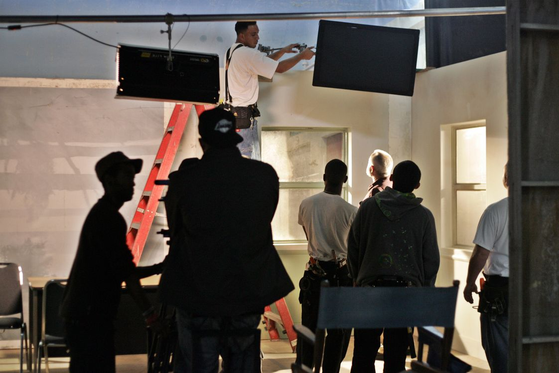 West Los Angeles College Photo #1 - Among West's unique programs is our Film / TV Production Crafts program which prepares student for work behind the scenes. Other unique programs include Aviation Tech and our ABA-Approved Paralegal program.