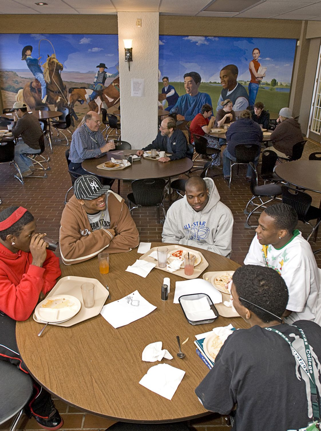 Western Texas College Photo - The Dining Hall is located in the Student Center.