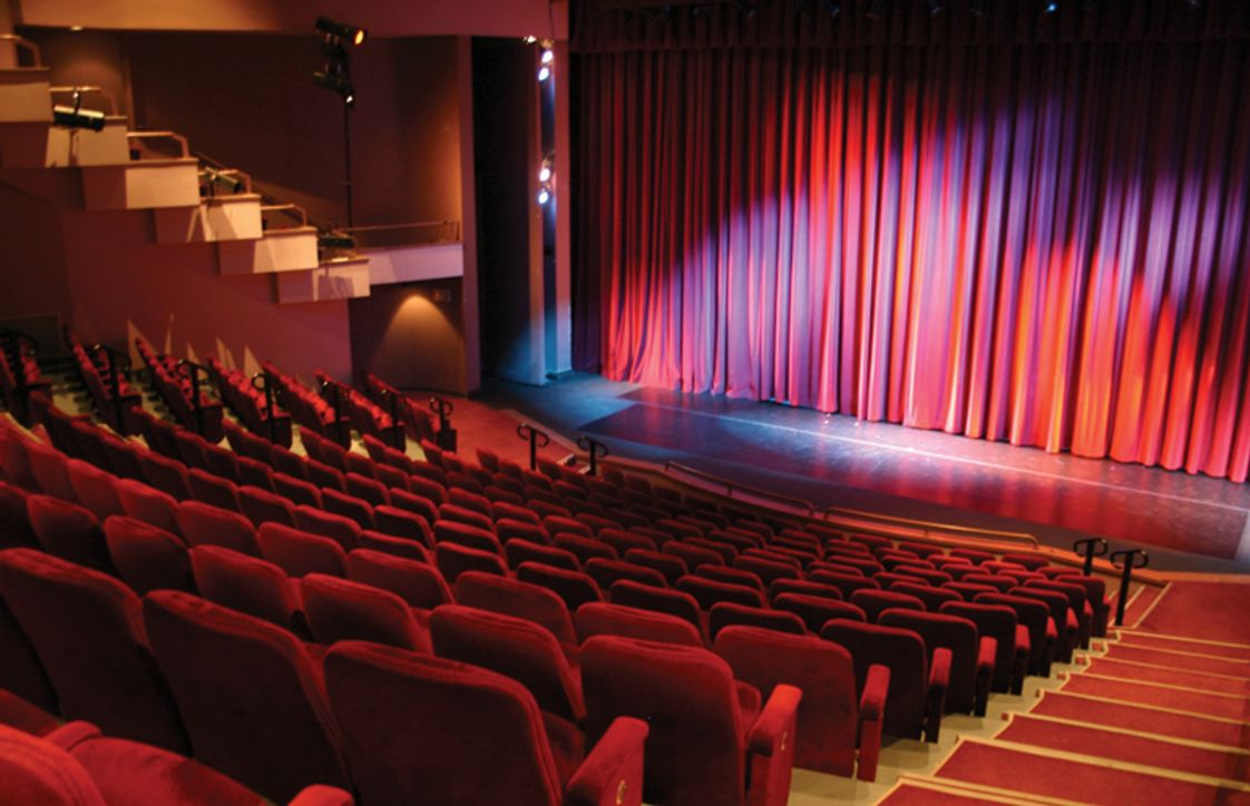 Cecil College Photo - The Milburn Stone Theatre located on the North East Campus.