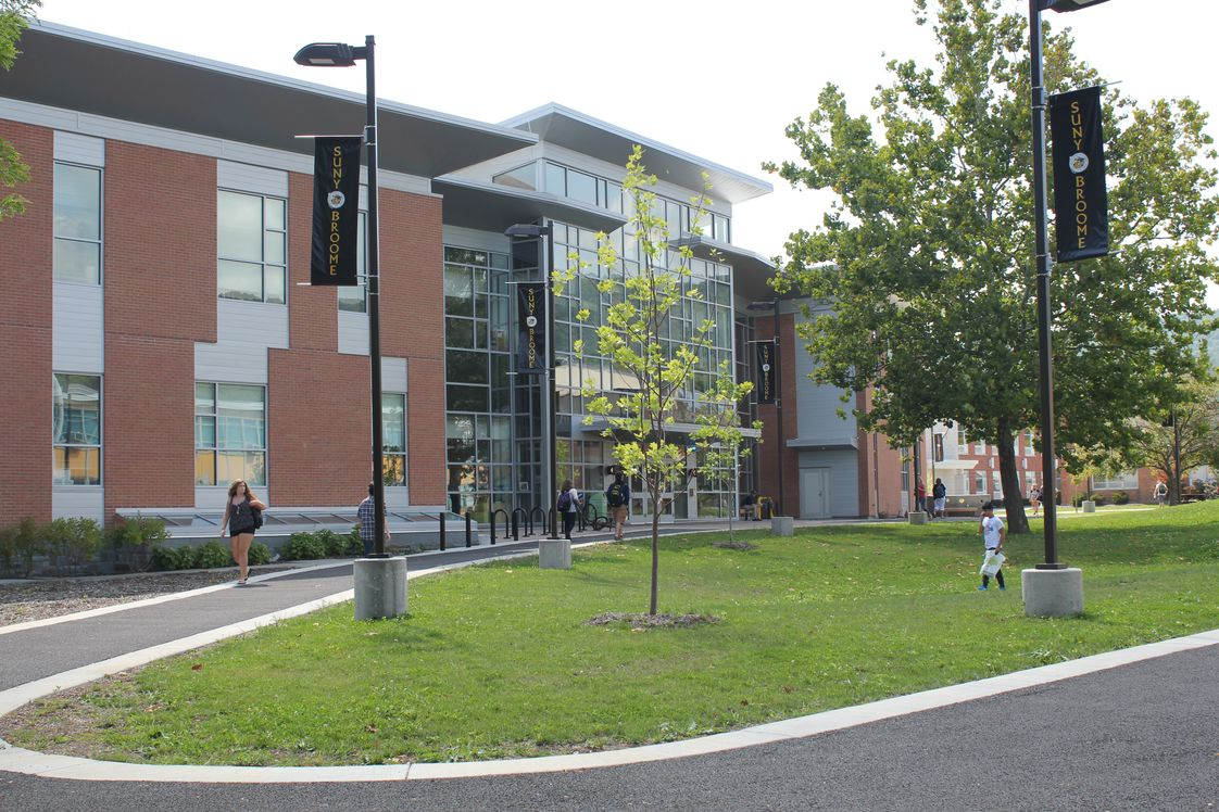 SUNY Broome Community College Photo #1 - The Natural Sceince Center opened in Fall 2013 and features state-of-the-art science classrooms.
