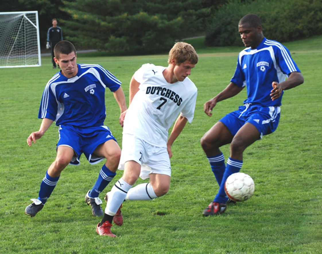 Dutchess Community College Photo #1 - Soccer is just one of the sports offered at Dutchess Community College.