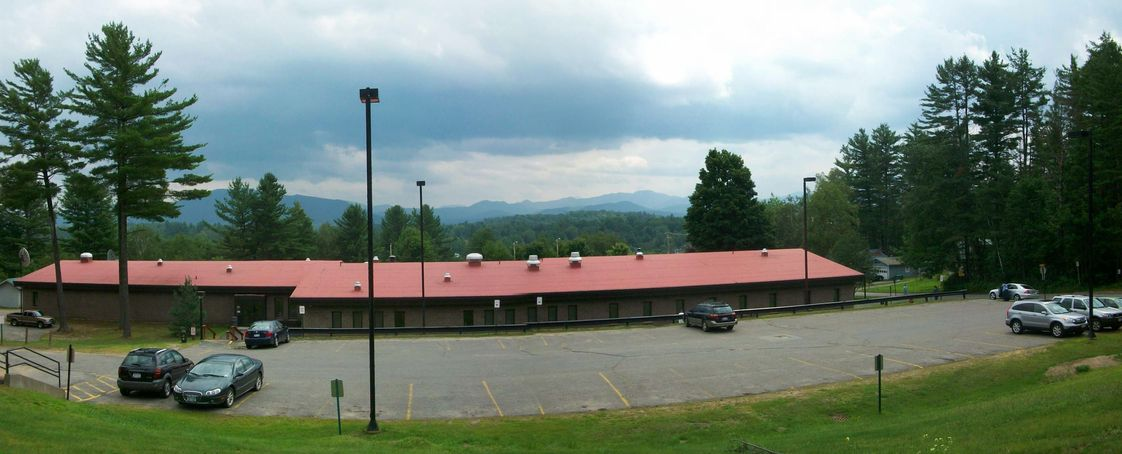 North Country Community College Photo #1 - View From Library
