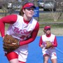 Volunteer State Community College Photo #8 - Softball team in action