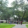 McLennan Community College Photo #4 - Students walking towards classes at McLennan Community College.