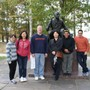 American National University Photo #2 - ESL Students take cultural immersion trip to Pennsylvania.