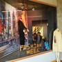 Stevens-The Institute Of Business & Arts Photo #6 - Retail Management/Fashion Merchandising students create window designs for visual merchandising.