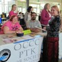 Oregon Coast Community College Photo #5 - Phi Theta Kappa (PTK) is a very active student group at OCCC.